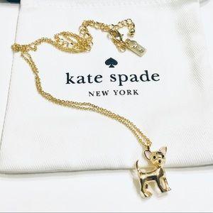 🛍Kate Spade Yo Quiero Taco Necklace